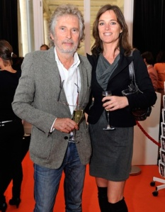 Paul Jambers and Pascale Naessens